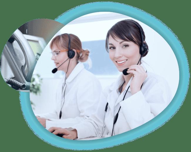 Услуги колл центра: входящие звонки
