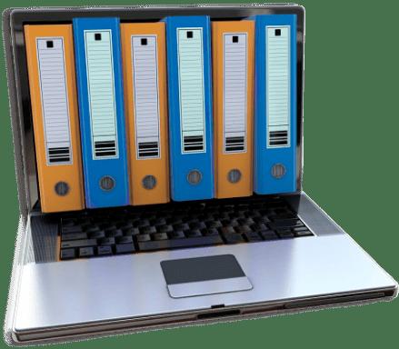 Услуга Хранение информации