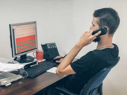 Помощь в возврате долга на базе колл центра WOW Corporation | Украина | Днепр