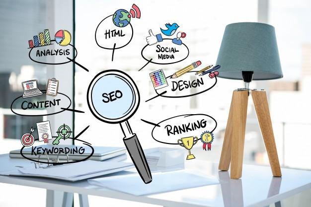 SEO оптимизация и продвижение сайтов Днепр